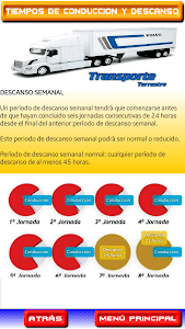 TRANSPORTE TERRESTRE screenshot 7