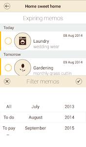 MemHo | House's Memo screenshot 3