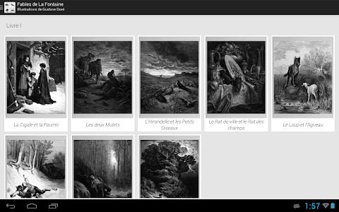 La Fontaine Audio - Célèbres 1 screenshot 5