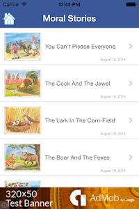 Kids Stories Lite screenshot 2