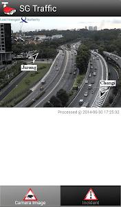 SINGAPORE LIVE TRAFFIC screenshot 3
