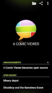 A Comic Viewer screenshot 1
