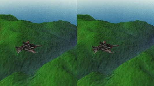 Rajawali Virtual Reality Demo screenshot 3