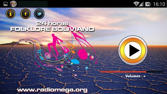 RADIO MEGA BOLIVIA screenshot 4