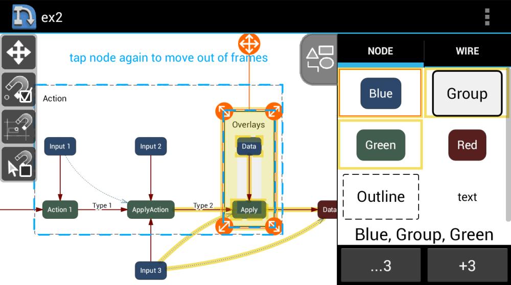 medium resolution of nodescape pro diagram tool