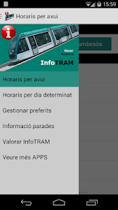 InfoTRAM screenshot 0
