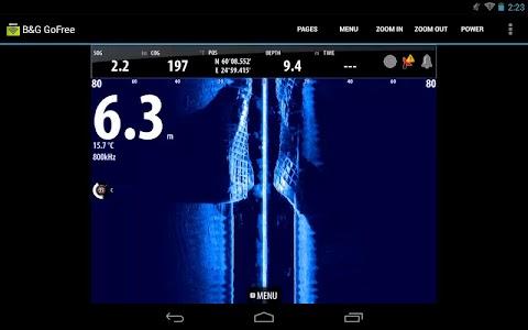 B&G GoFree Controller screenshot 1