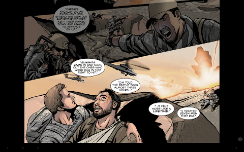America's Army Comics screenshot 7