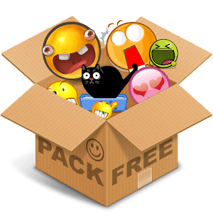 Emoticons pack, Kawaii
