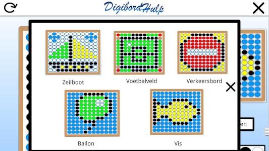 Dots board screenshot 2