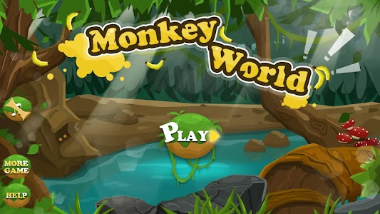 Monkey World screenshot 1