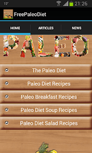Paleo Diet Secrets screenshot 0