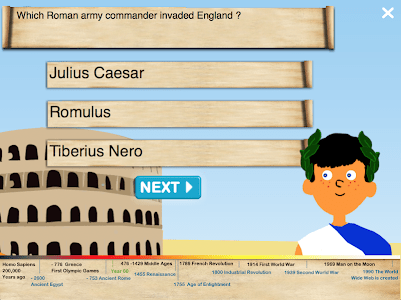 History Quiz for Kids screenshot 20