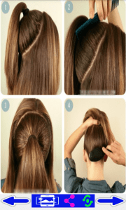 step step- hairstyles - android