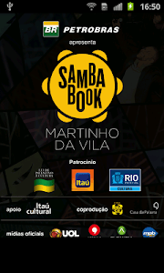 Sambabook Martinho da Vila screenshot 0