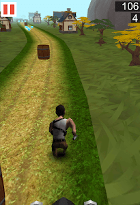 Village Freak Run 3D screenshot 3