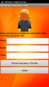 Tina a Assistente Revoltada screenshot 2