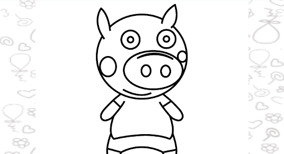 How to download Peppie Pig Coloring Books 1.3 mod apk for