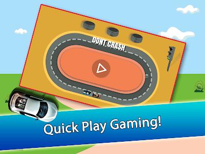 2 Cars 2 Lanes - Don't Crash! screenshot 14