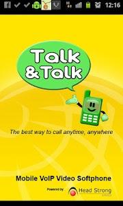 Talk n Talk VoIP Tunnel screenshot 2