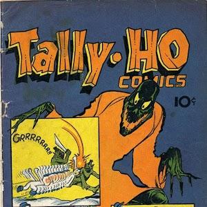 Tally-Ho Comics Baily Public