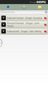 Telugu Gospel Songs Pro screenshot 2