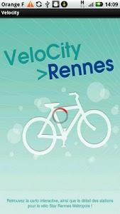 VeloCity - Rennes screenshot 0