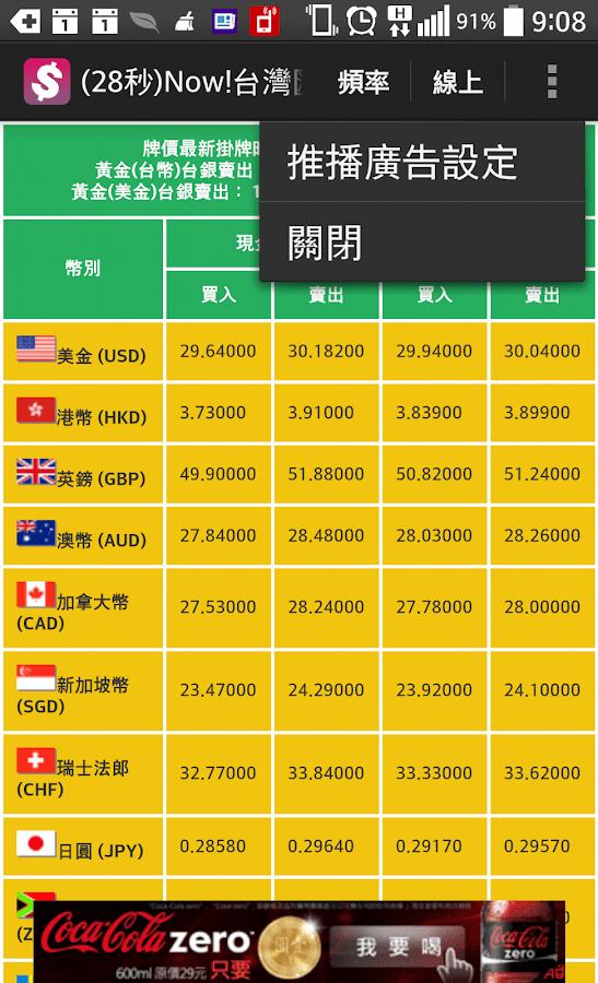 臺灣匯率Now! - Android Apps on Google Play