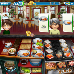 Kitchen Cooking Games Home And Stores Fever Android Apps On Google Play