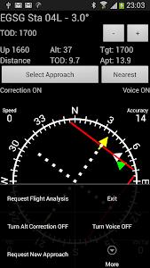 GPS ILS screenshot 3