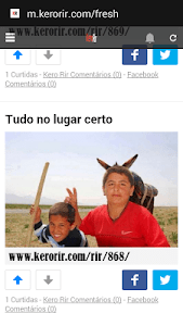 Kero Rir interactive Humor screenshot 3