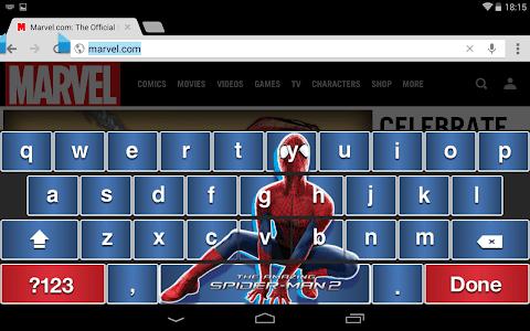 Amazing Spider-Man 2 Keyboard screenshot 2
