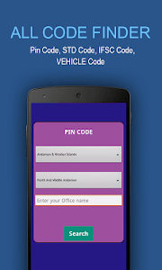 All Code Finder - India screenshot 3