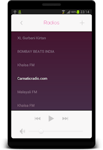 Indian RADIO screenshot 1