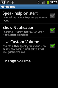 Head Assist beta screenshot 4