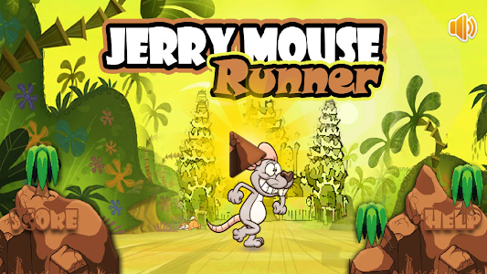 Jerry Mouse Running screenshot 0