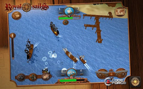 Royal Sails Free screenshot 3