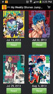 Weekly Shonen Jump screenshot 5