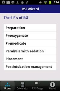 RSI Wizard screenshot 1