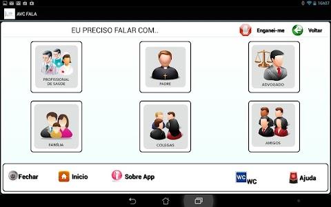 Dar Voz ao AVC  Free(MulherPt) screenshot 1