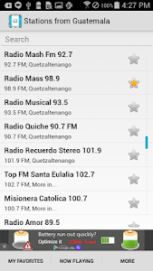Radio Guatemala screenshot 7