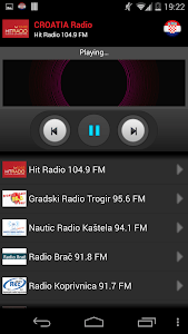 RADIO CROATIA screenshot 2