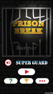 Prison Break Runner : S. Guard screenshot 7