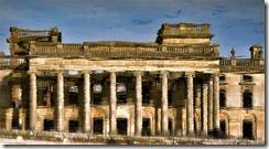 Reflected ruins