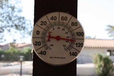 Summer Heat in Vegas