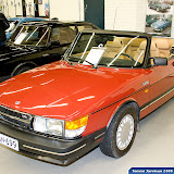 Saab 900 Turbo 16 Cabriolet 1986 (Pre-series!)