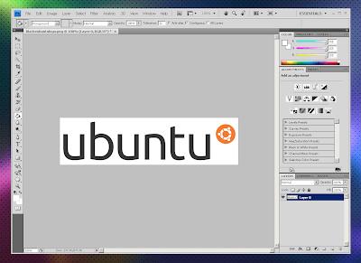 Photoshop CS4 Ubuntu