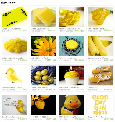 Hello, Yellow! Treasury