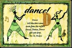 D for Dance