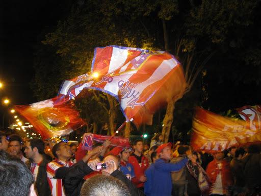 Esa bandera...